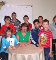Проект Возрождение Нравственности. Детский Дом №8. Челябинск
