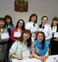 МАК: семинар-практикум. Группа Май 2015. Психологи МВД.