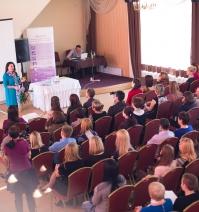 PR-мероприятия: презентации, встречи, лекции, акции