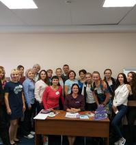 """Курс """"Практический Психолог"""" Группа Осень 2018. Челябинск"""