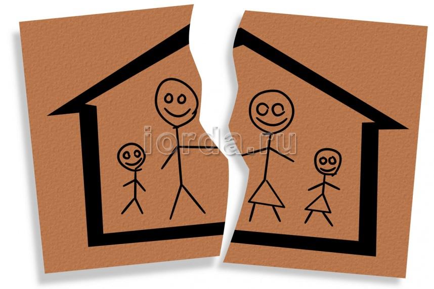 Семья. Почему распадается так много браков?
