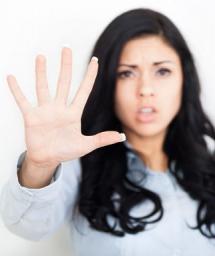 Не давайте себя обижать! <br> Пообещайте себе 5 важных вещей.